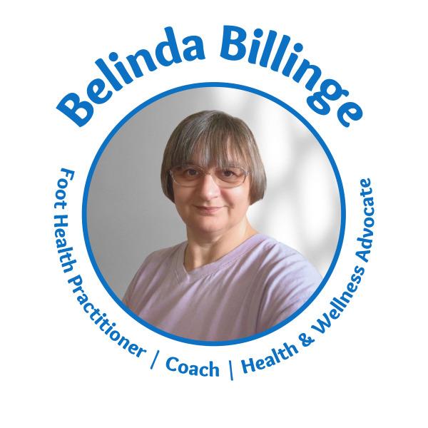 Belinda Billinge | Foot Health Practitioner | Business Coach | Health and Wellness Advocate